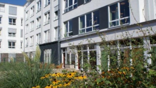 Реконструкция на болница и старчески дом